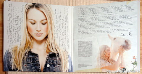 Jewel ‎– Greatest Hits - Vinyl Record - Inner Gatefold