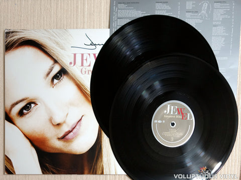 Jewel ‎– Greatest Hits - Vinyl Records