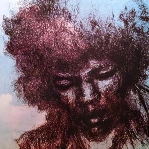Jimi Hendrix ‎– The Cry Of Love - Vinyl Record