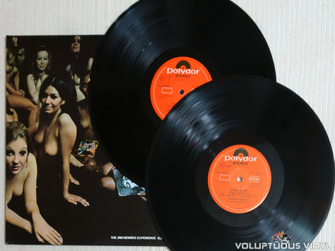 The Jimi Hendrix Experience ‎– Electric Ladyland - Vinyl Record
