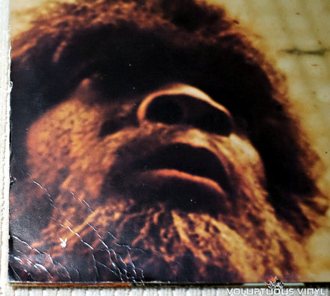 Jimmy Webb The Naked Ape soundtrack vinyl record cover corner creasing