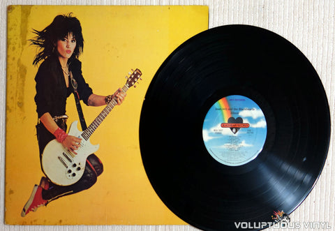 Joan Jett & The Blackhearts ‎– Album - Vinyl Record