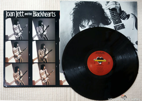 Joan Jett And The Blackhearts ‎– Good Music - Vinyl Record