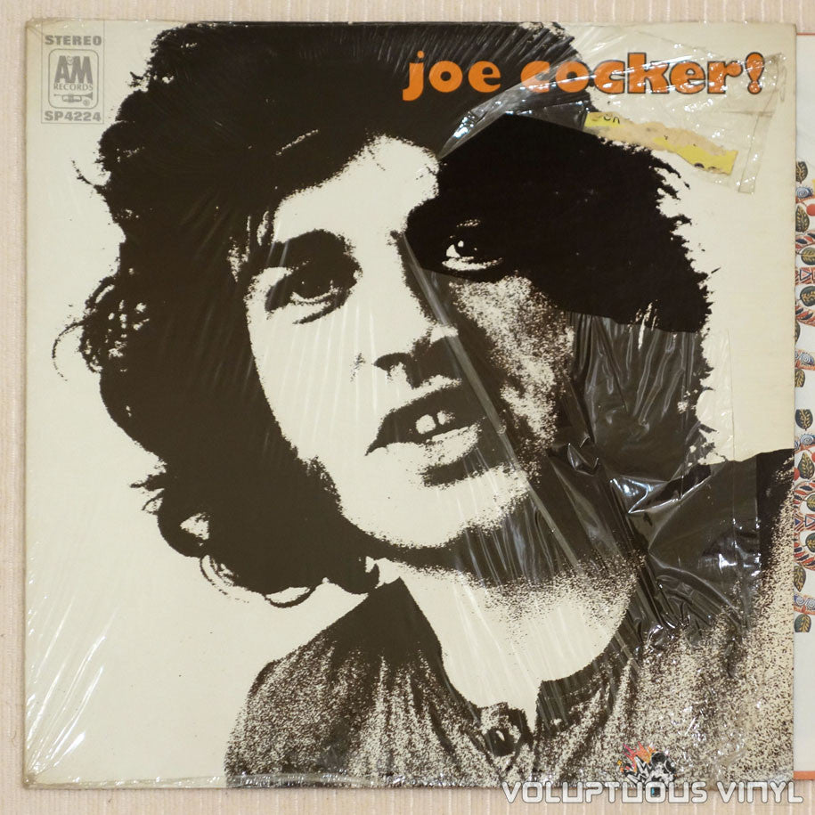Joe Cocker ‎– Joe Cocker! - Vinyl Record