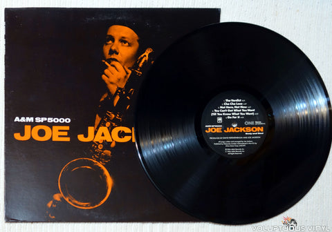 Joe Jackson ‎– Body And Soul vinyl record