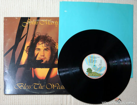 John Martyn ‎– Bless The Weather - Vinyl Record