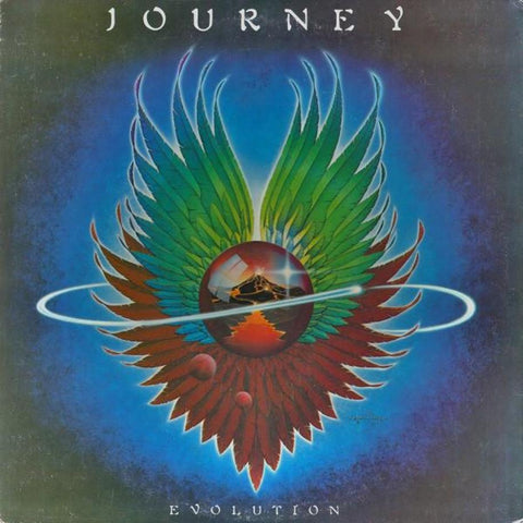 Journey ‎– Evolution - Vinyl Record