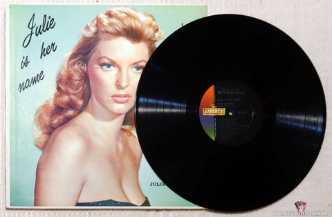 Julie London ‎– Julie Is Her Name vinyl record