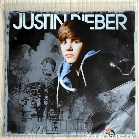 Justin Bieber ‎– Pray / Never Say Never - Vinyl Record - Front Cover