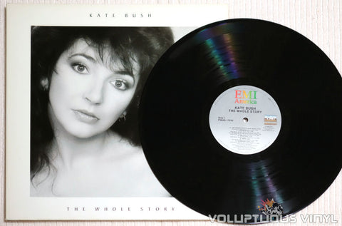 Kate Bush ‎– The Whole Story - Vinyl Record
