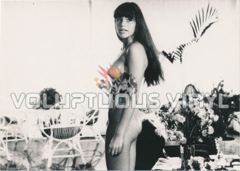 Katja Bienert - Nude Cult Film Actress - Photograph