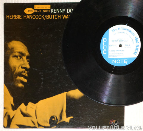 Kenny Dorham ‎– Una Mas - Vinyl Record - Blue Note - Vinyl Record