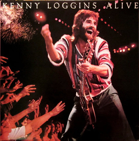 Kenny Loggins ‎– Alive (1980) Cheap Vinyl Record