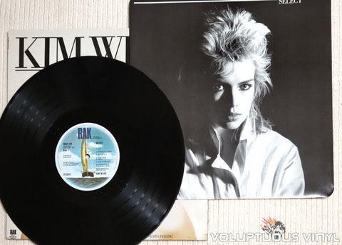 Kim Wilde ‎– Select - Vinyl Record