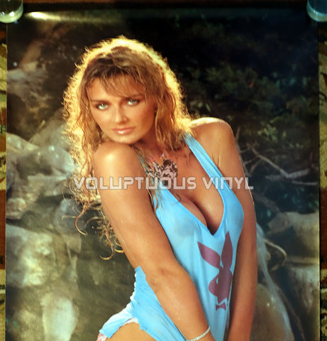 Kimberley Conrad (1988) Playboy Playmate Life Size Commercial Poster