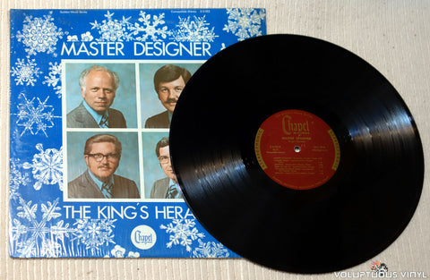 The King's Heralds ‎– Master Designer vinyl record