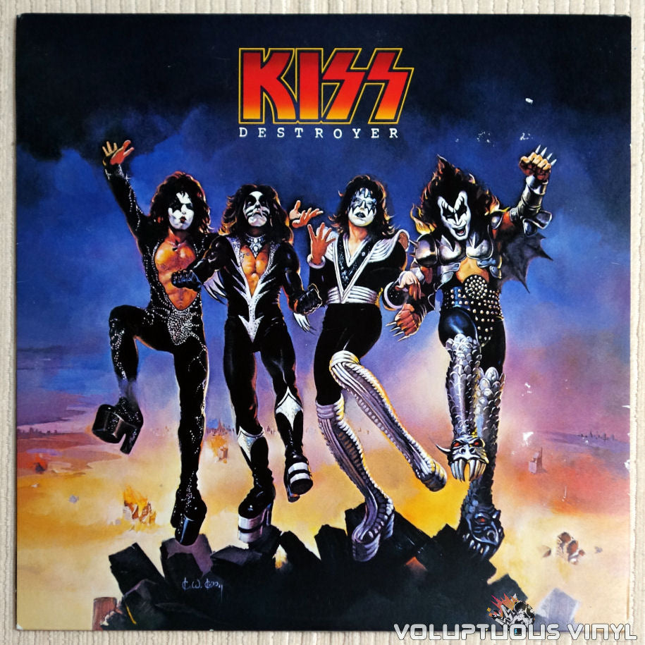 2014: Kiss - Destroyer