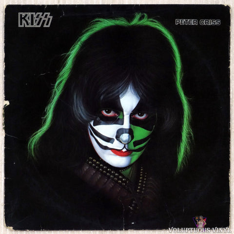 Kiss, Peter Criss ‎– Peter Criss (1978)
