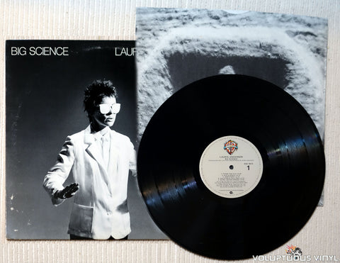 Laurie Anderson ‎– Big Science - Vinyl Record