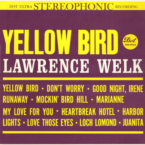 Lawrence Welk ‎– Yellow Bird (1961) Cheap Vinyl Record