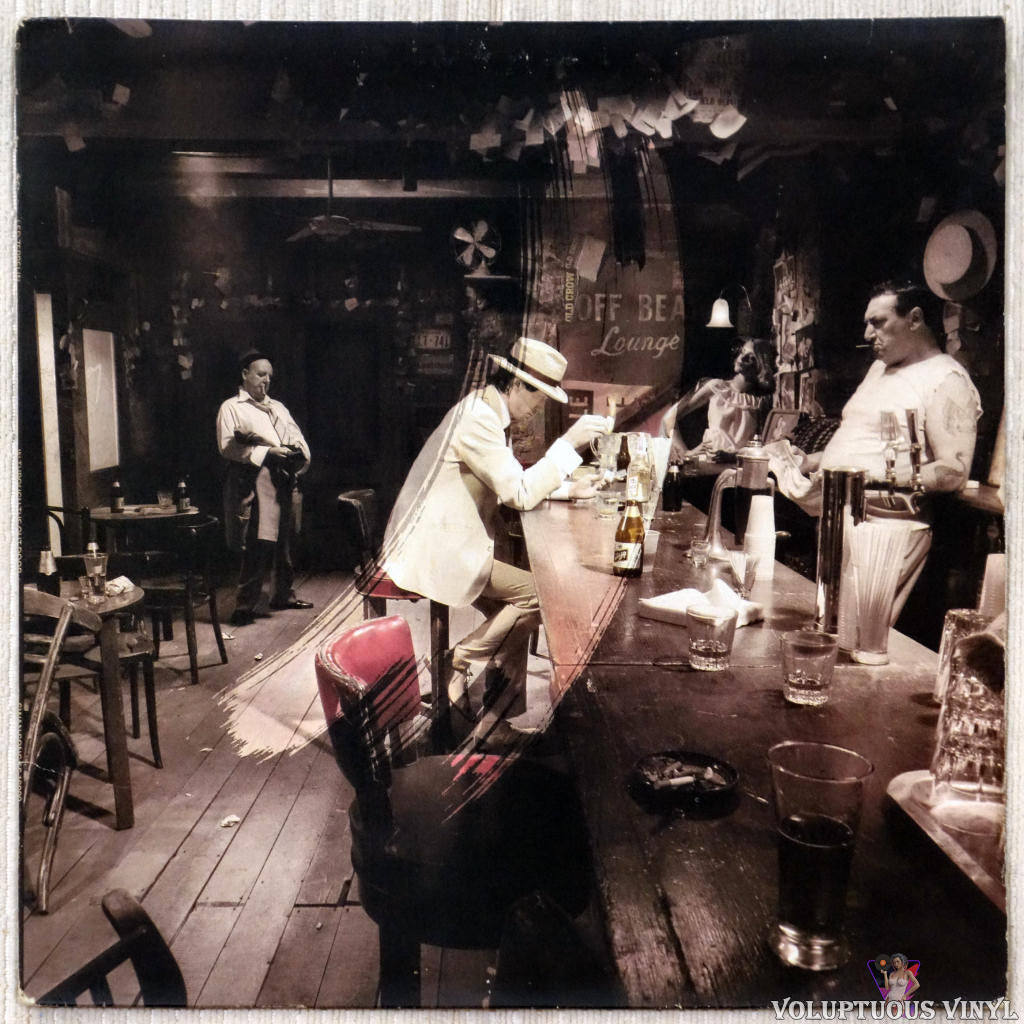 Led Zeppelin ‎– In Through The Out Door vinyl record front cover