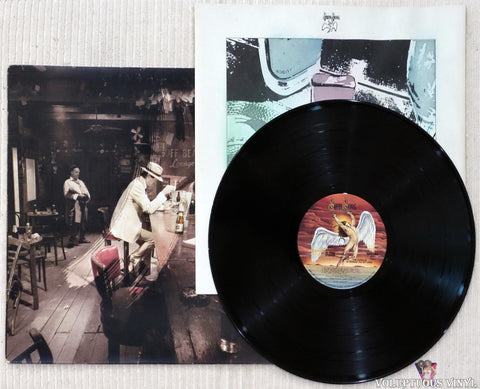 Led Zeppelin ‎– In Through The Out Door vinyl record