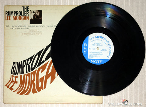 Lee Morgan ‎– The Rumproller - Vinyl Record