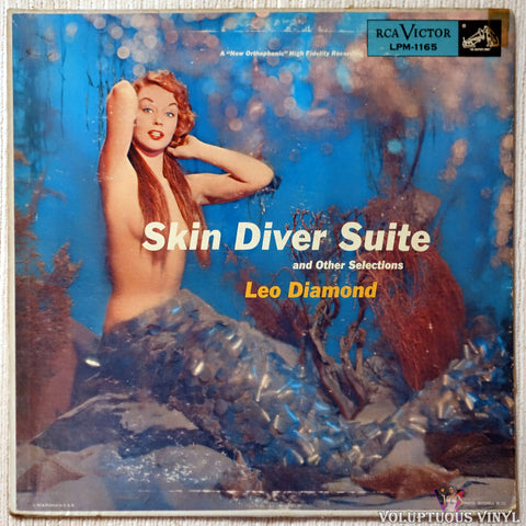 Leo Diamond And His Orchestra ‎– Skin Diver Suite And Other Selections (1956)