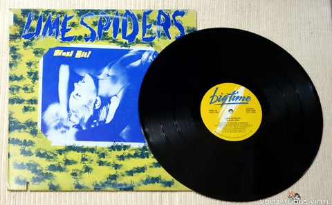 Lime Spiders ‎– Slave Girl - Vinyl Record