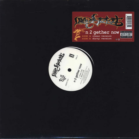 "Limp Bizkit ‎– N 2 Gether Now (1999) 12"" Single"