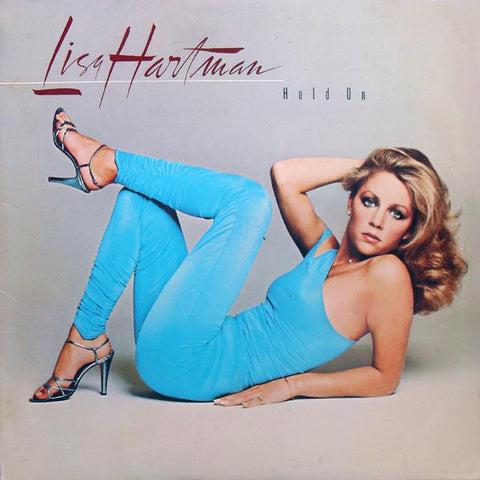 Lisa Hartman ‎– Hold On (1979) Cheap Vinyl Record