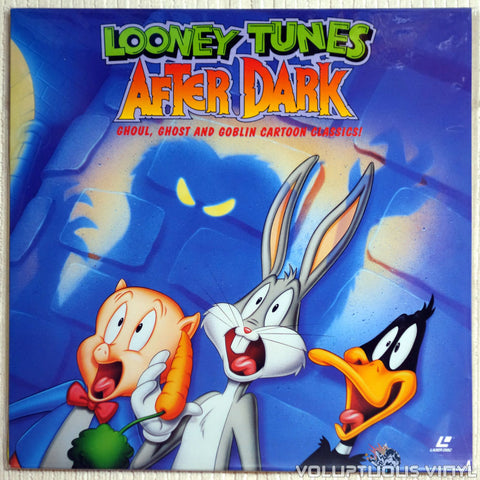 Looney Tunes After Dark - LaserDisc - Front Cover