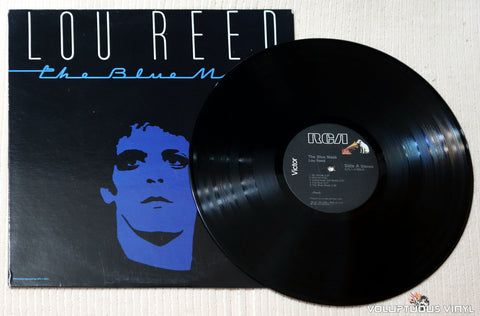 Lou Reed ‎– The Blue Mask - Vinyl Record
