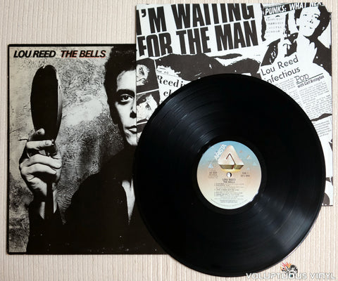 Lou Reed ‎– The Bells - Vinyl Record
