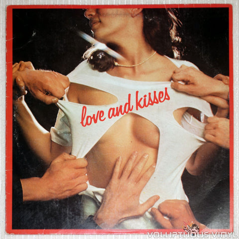 Love And Kisses ‎– Love And Kisses - Vinyl Record - Front Cover