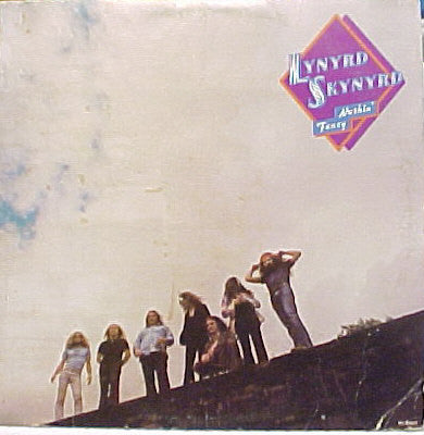 Lynyrd Skynyrd ‎– Nuthin' Fancy (1976) Cheap Vinyl Record