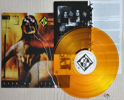 Machine Head ‎– Burn My Eyes - Vinyl Record