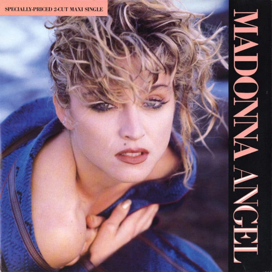 Madonna ‎– Angel vinyl record front cover