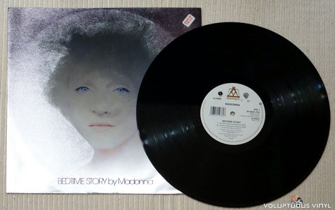 Madonna ‎– Bedtime Story - Vinyl Record