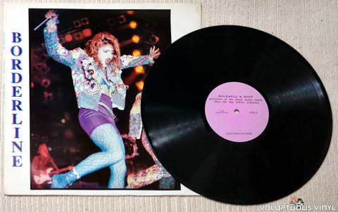 Madonna ‎– Borderline Pop Tart vinyl record