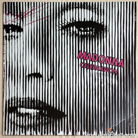 "Madonna ‎– Celebration (2009) 2x12"" Single SEALED"