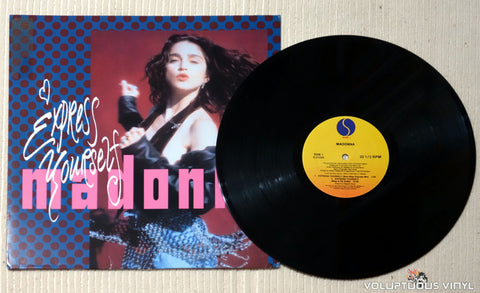 Madonna ‎– Express Yourself - Vinyl Record