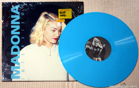 Madonna ‎– Interviews - Vinyl Record
