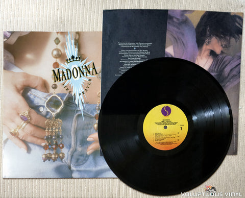 Madonna ‎– Like A Prayer - Vinyl Record