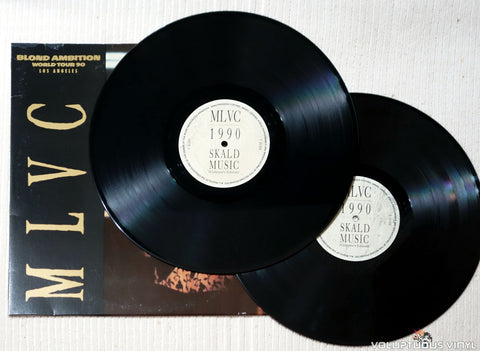 Madonna ‎– MLVC (Blond Ambition World Tour, Los Angeles) - Vinyl Record