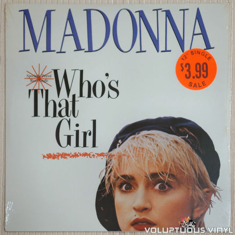 Sealed: Madonna - Who's That Girl