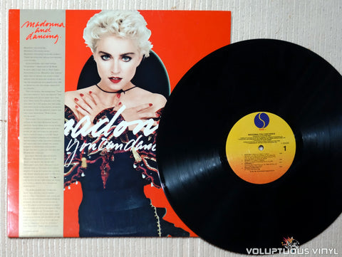 Madonna ‎– You Can Dance - Vinyl Record