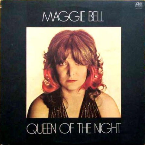 Maggie Bell ‎– Queen Of The Night - Vinyl Record