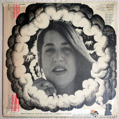 Mama Cass ‎– Dream A Little Dream - Vinyl Record - Back Cover