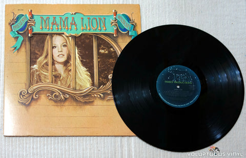 Mama Lion ‎– Preserve Wildlife - Vinyl Record